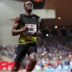 Usain Bolt runs 9.95 seconds to win Monaco Diamond League 100m