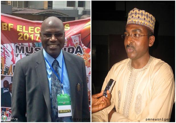 NBBF election postponed, Musa Kida and Tijani Umar gets 21 days ultimatum to resolve differences