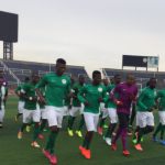 CHAN Eagles trained on Tuesday, Await new Goalkeeper Trainer