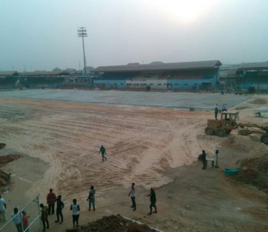 Enyimba FC Stadium