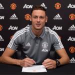 Man United sign Nemanja Matic from Chelsea