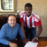 Elderson Echiejile joins Turkish Süper Lig club Sivasspor