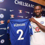 Chelsea sign Roma defender for an initial fee of £29m