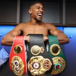 Anthony Joshua to face Kubrat Pulev on October 28 to defend IBF heavyweight title