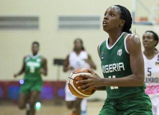 FIBA Women Afrobasket, D'tigress thrashed Guinea