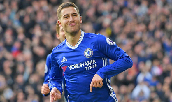 Hazard tipped to replace Neymar at Barca