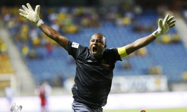 Super Eagles Goalkeeper, Ikechukwu Ezenwa