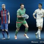 UEFA Player 2017 Award: Buffon Ahead of Cristiano Ronaldo is How I'd Vote – Abdulmueez Alao