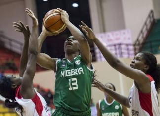 Nigeria, Mozambique, AfroBasket Women's Championship 2017