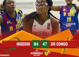 D'Tigress, 2017 AfroBasket Women's Championship