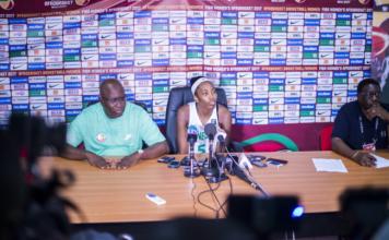 Sam Vincent, 2017 Women's AfroBasket, D'Tigress