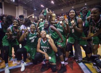 Mfon Udoka, D'Tigress, FIBA Ranking
