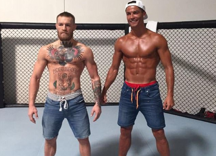 McGregor topples Ronaldo on Forbes Rich list… a year after the Portuguese star Swore the couldn't