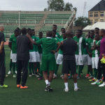 20 Selected, 9 dropped as CHAN Eagles head out to Cotonou
