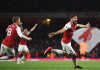 Olivier Giroud, Aaron Ramsey, Arsenal FC