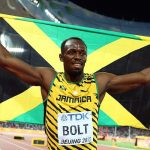 Usain Bolt 'says goodbye to everything' as he retires