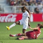 Eni Aluko quits the English national team because players were 'undermined and belittled' by coaching staff