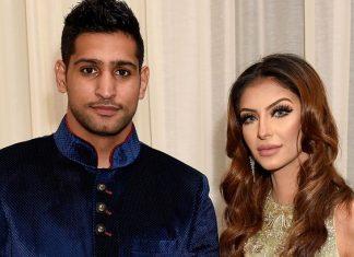 Amir khan and estranged wife