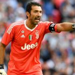 Buffon joins Messi and Ronaldo on three-man Uefa Player of the Year shortlist