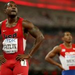 Justin Gatlin issues 'official apology' for drug bans after jeers at London World Championships