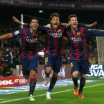 Neymar jr's imminent departure from Barcelona signals the end of MSN.