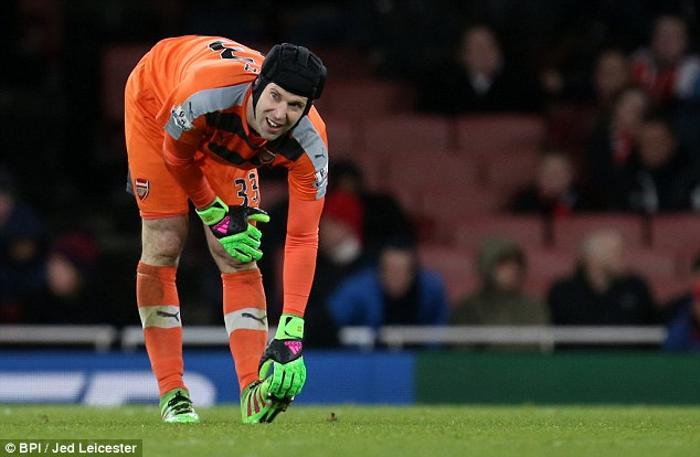Petr Cech led a dressing room inquest after Liverpool thrashing