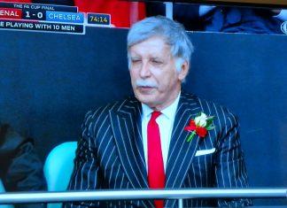 Arsenal Chairman, Stanley Kroenke