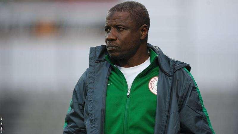 Salisu Yusuf Confident CHAN Eagles will Improve
