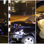 Sergio Aguero 'involved in serious car crash in Amsterdam'