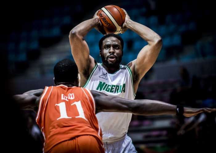 Nigeria's D'Tigers skipper Diogu eyes National team summer return