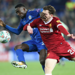 Wilfred Ndidi menacing as Leicester knocks Liverpool out of Cup