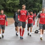 Seven key Arsenal players to be rested for Europa League tie with Koln
