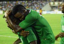 Okpotu And Eneji Fire Nigeria To WAFU Cup Semifinal