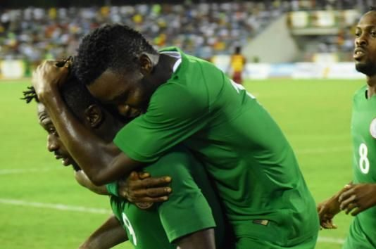 Okpotu And Eneji Fire Nigeria To WAFU Cup Semifinal