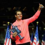 Rafael Nadal could win 4 or 5 more Grand Slam titles and overtake Roger Federer, says Leif Shiras