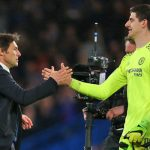 Chelsea players have full confidence in manager Antonio Conte, insists Courtois