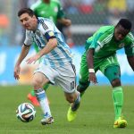 Nigeria, Argentina set for a November friendly clash in Russia