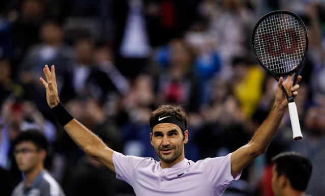Roger Federer, Shanghai Masters