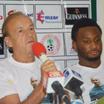 Rohr will name World Cup Squad after England Friendly