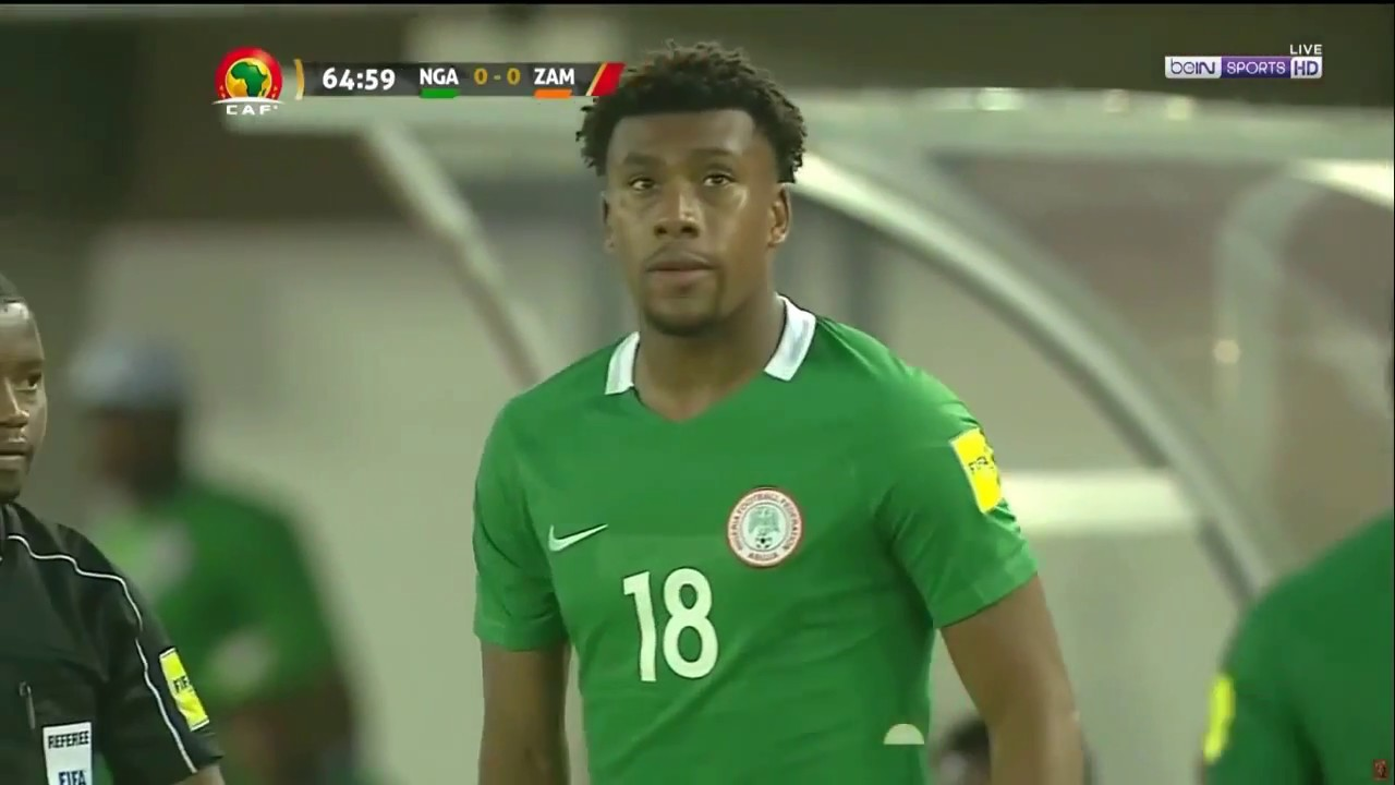 NIGERIA 1 VS 0 ZAMBIA HIGHLIGHTS WORLD CUP QUALIFIERS 2018