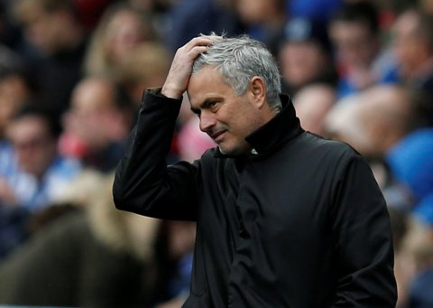 Jose Mourinho refuses to blame Lindelof for mistake in United's defeat to Huddersfield