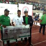 Exclusive : How I Became Super Eagles First Choice Right Back – Shehu Abdullahi