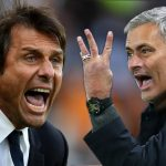 Mourinho and Conte to renew their rivalry at Stamford Bridge on Sunday