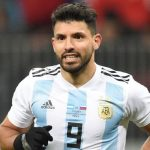 Report: Man City striker Sergio Aguero 'fainted' during Argentina, Nigeria friendly