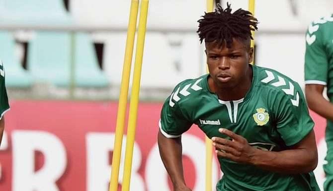 Nigeria - Mikel Agu