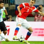 Aguero gives Argentina win over Russia, set for Nigeria on Tuesday