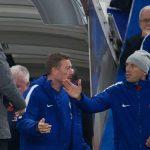 Conte explains why he didn't shake Mourinho's hand