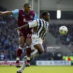 Former WBA manager, Gary Megson got mad at me for a silly error – Udeze
