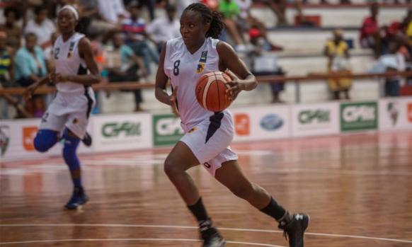 Nkechi Akashili, 2016 FIBA Africa Champions Cup for Women