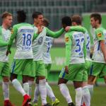 Watch: Osimhen scores for Wolfsburg in club friendly win